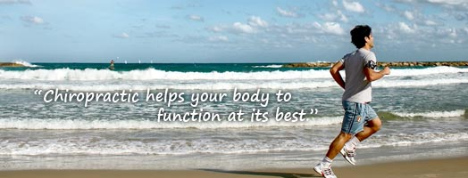 Chiropractic helps your body to function at its best