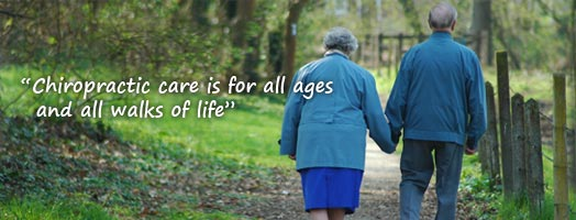 Chiropractic care is for all ages and all walks of life